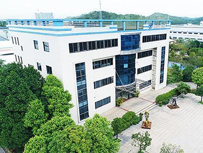 联合之星办公大楼正面