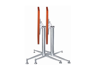 不锈钢折叠餐桌脚-ZFSJ700L