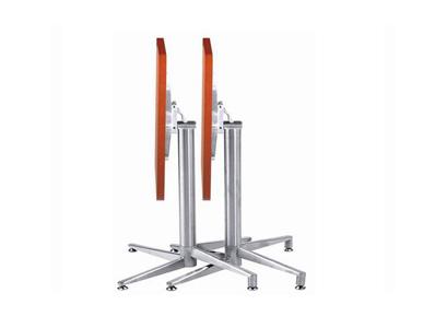 不锈钢折叠餐桌脚-ZFST700L